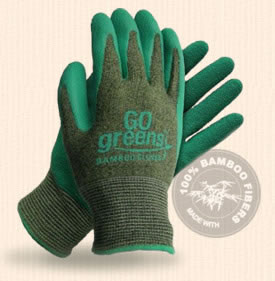 Go Greens™ Bamboo Gloves